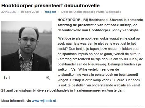http://www.dichtbij.nl/haarlemmermeer/ondernemersnieuws/artikel/3976469/hoofddorper-presenteert-debuutnovelle.aspx