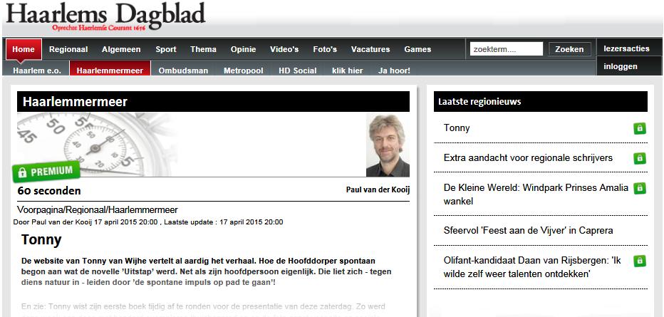 http://www.haarlemsdagblad.nl/